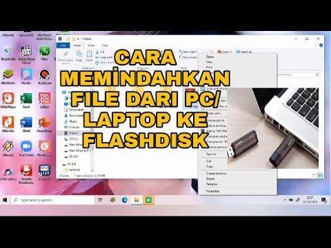 https://youtu.be/0Q6xtwt0gYw Berikut cara copy data atau file ke flashdisk dari laptop/pc menggunaka.