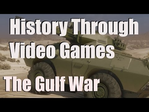 LAV-150 and The Gulf War/Invasion of Saudi Arabia (Armored W