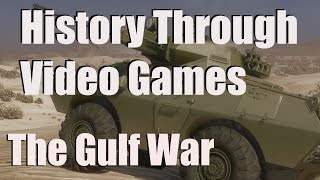LAV-150 and The Gulf War/Invasion of Saudi Arabia (Armored Warfare/Wargame)