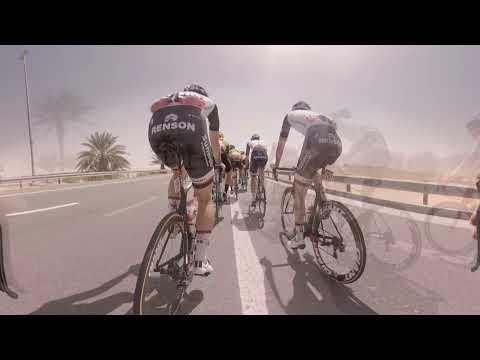 Abu Dhabi Tour 2018: GoPro Fusion footage