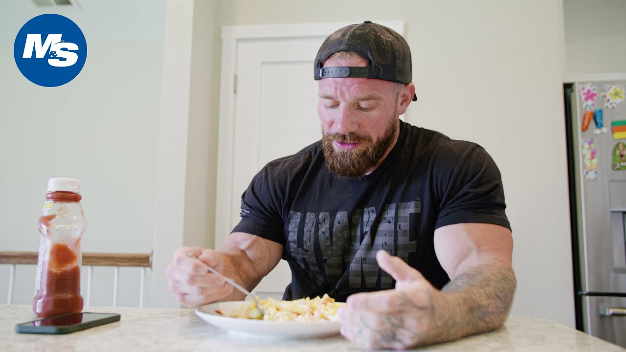 Seth Feroce   What Bodybuilders Eat for Breakfast   Mediterranean Style