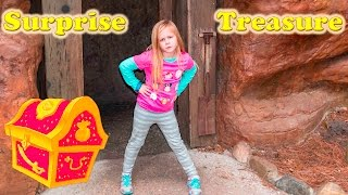 DISNEY SURPRISE TREASURE Secret Surprise Treasure with the Assistant a Disney World Video Surprise