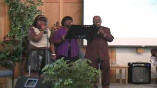 Hallelujah The Lord God Almighty Reigns - Rayon Whyte