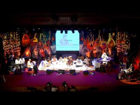 All time great maestros giving tribute to the legend late Mandolin U Srinivas. Rare video.