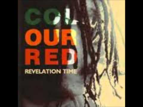 COLOUR RED - I AM ON A MISSION