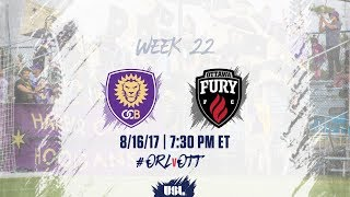 Orlando City II vs Ottawa Fury full match