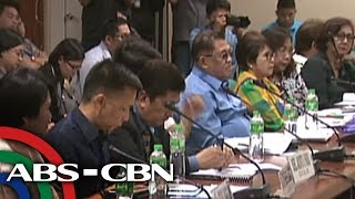ANC Live: Senate hearing on reported deaths and abuses of OFWs   23 May 2018