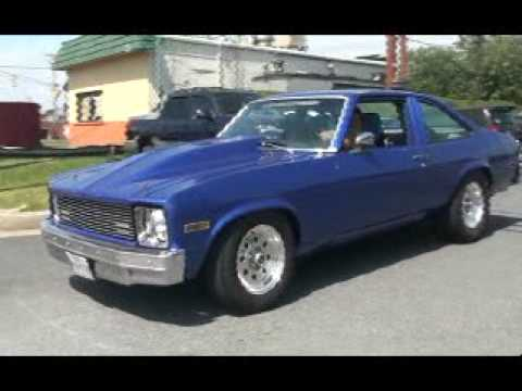 Remember the Chevy II/Nova? (air conditioning, credit, seats, buy ...