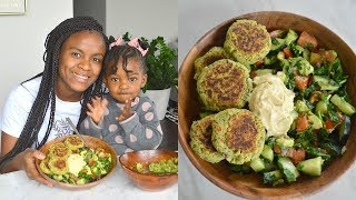 "Our Best ""What We Eat In a Day"" Ever! Healthy and Tasty recipes [Mostly Raw Vegan]"