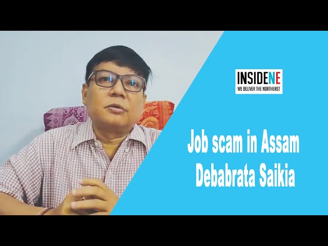 Job scam in all departments by state government: Debabrata Saikia