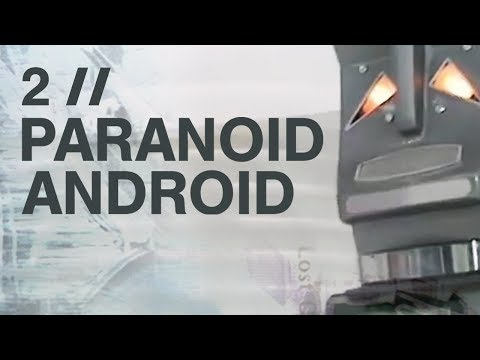 Paranoid Android • The God Complex