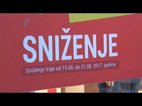 """Letnja vrelina """"Otopila cene"""""""