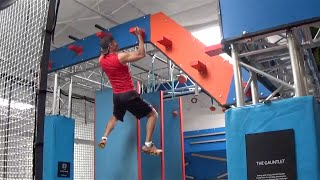 S.A.TV #189: Probando Obstáculos De Guerrero Ninja/American Ninja Warrior Obstacle Training