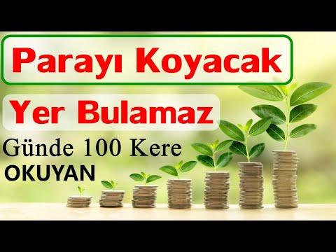 Parayı Koyacak Yer Bulamaz Allah'ın İzniyle & Sadece Günde 100 Kere