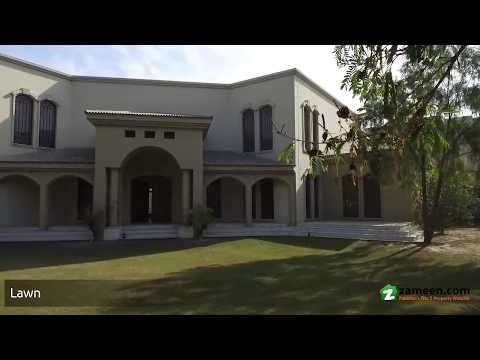 4 KANAL HOUSE WITH BASEMENT IN EME SOCIETY FOR SALE IN EME SOCIETY LAHORE