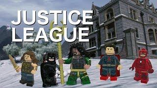LEGO Marvel Superheroes 2: Justice League Custom Characters!!