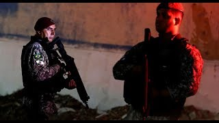 Bolsonaro envía tropas a Fortaleza y disminuye la ola de violencia