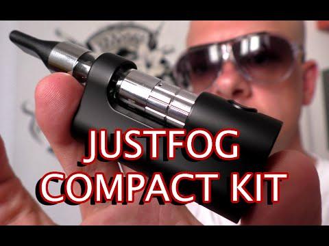 JUSTFOG Compact Kit C14 Iniziare con la SIGARETTA ELETTRONICA