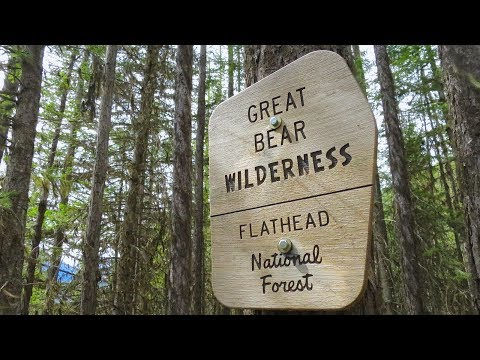 Fly Fishing Great Bear Wilderness Montana | Glacier Raft Company, Montana