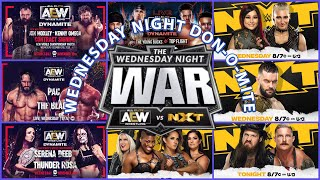 AEW DYNAMITE & NXT 11/18/20 Reviews; INNER CIRCLE Invades Vegas; RENEE YOUNG Pregnant! + More