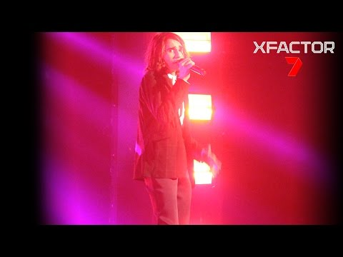 Isaiah's performance of 'It's Gotta Be You' - The X Factor Australia 2016