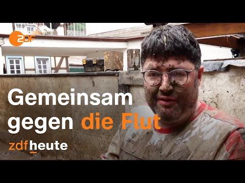Die Hochwasser-Katastrophe – Im Dauereinsatz gegen die Flut   ZDF.reportage