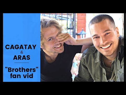 Icerde ❖ 'Brother' Fan video ❖ Cagagay Ulusoy & Aras Bulut Iynemli ❖ English ❖ 2019