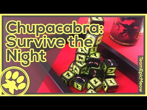 Chupacabra: Survive The Night Game Place [4 Player]
