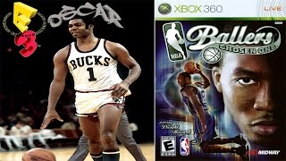NBA Ballers Chosen One - Im On My Way to E3 Now! | NBA Live 16 Modes? I wan