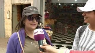 جولة في أشهر سوق شعبي في مدينة الداخلة المغربية