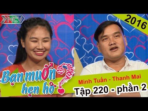 Quá đùa giỡn nên chàng trai không được bạn gái bấm nút hẹn hò | Minh Tuấn - Thanh Mai | BMHH 220