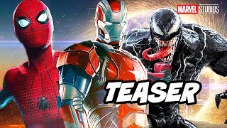 Spider-Man Venom Sinister Six Teaser Breakdown - New Marvel Crossover Plans