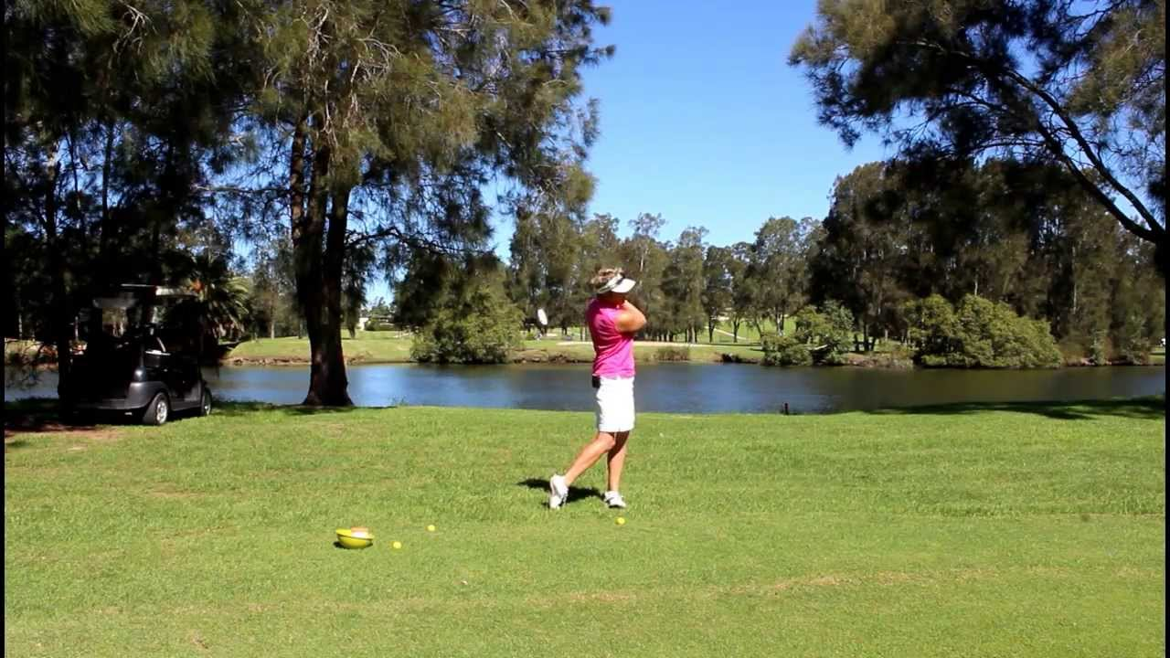 dc9a0f595450 72 Web TV  The Easiest Golf Swing - YouTube