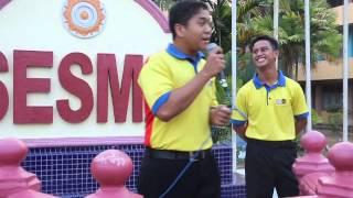 Ucapan pelajar SBP SM Sultan Abdul Halim, Kedah (JENAN)