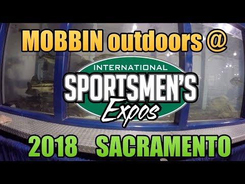 International Sportsmen's Expo 2018 Sacramento Cal Expo