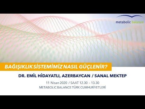 Download Dr. Emil HİDAYATLI, Azerbaycan - BAĞIŞIKLIK SİSTEMİMİZ NASIL GÜÇLENİR?