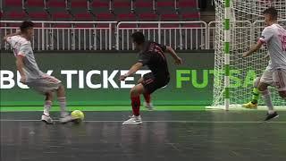 RESUMEN | Croacia - España (1-6) Final de la Euro Sub-19 de Fútbol Sala