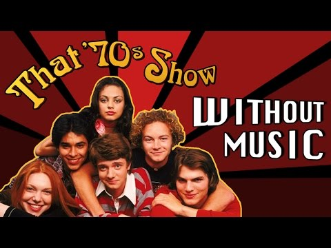 THAT '70S SHOW  (House of Halo #WITHOUTMUSIC parody)