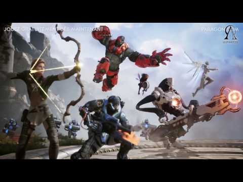 Avengers Rassemblement - Jouer à Paragon Gratuitement
