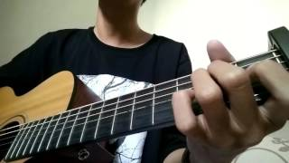 guitar cover ( mong kiếp sau vẫn là anh em )
