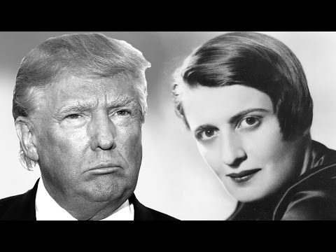 Ayn Rand's Perverted Philosophy Will Now Rule The White House