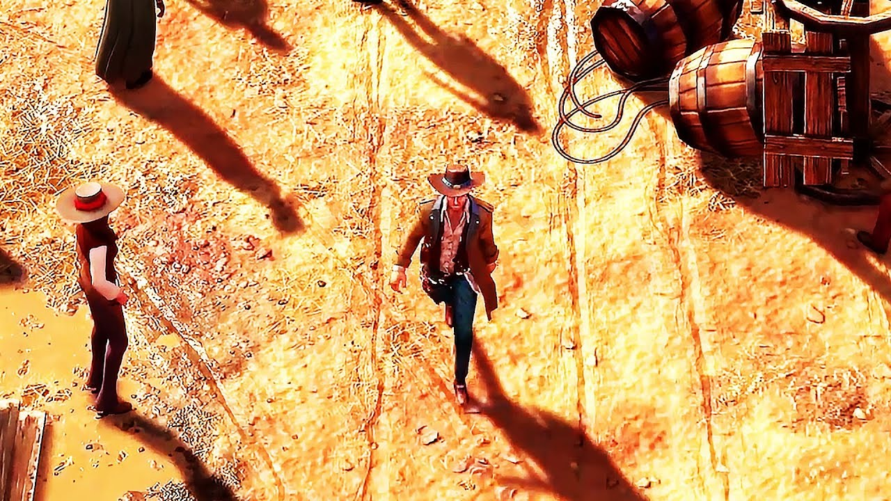 Desperados Iii Gameplay Trailer 2019 Ps4 Xbox One Pc Youtube