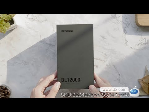 "unboxing-doogee-bl12000-6.0""-full-screen-ips-fhd+-android-7.0-4g-phone-w/-4gb-ram,-32gb-rom---black"