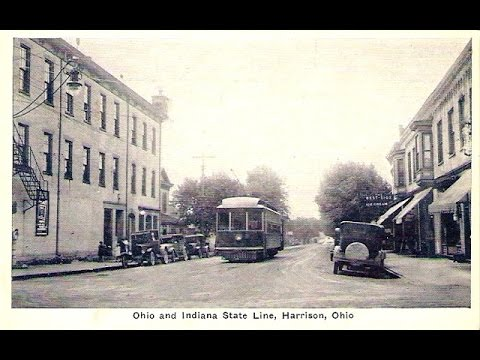 The  Businesses  &  Homes  of  West  Harrison,  Indiana