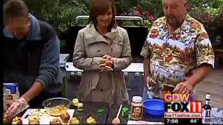 Mad Dog And Merrill Make Stuffed Apples And Pork Chops