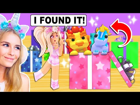 Find The *ONE* Special Gift Out Of 100 WIN A PRIZE! (Roblox)