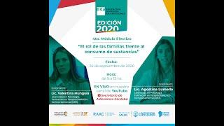 ESA 2020 - 4° módulo electivo - El rol de las familias frente al consumo de sustancias