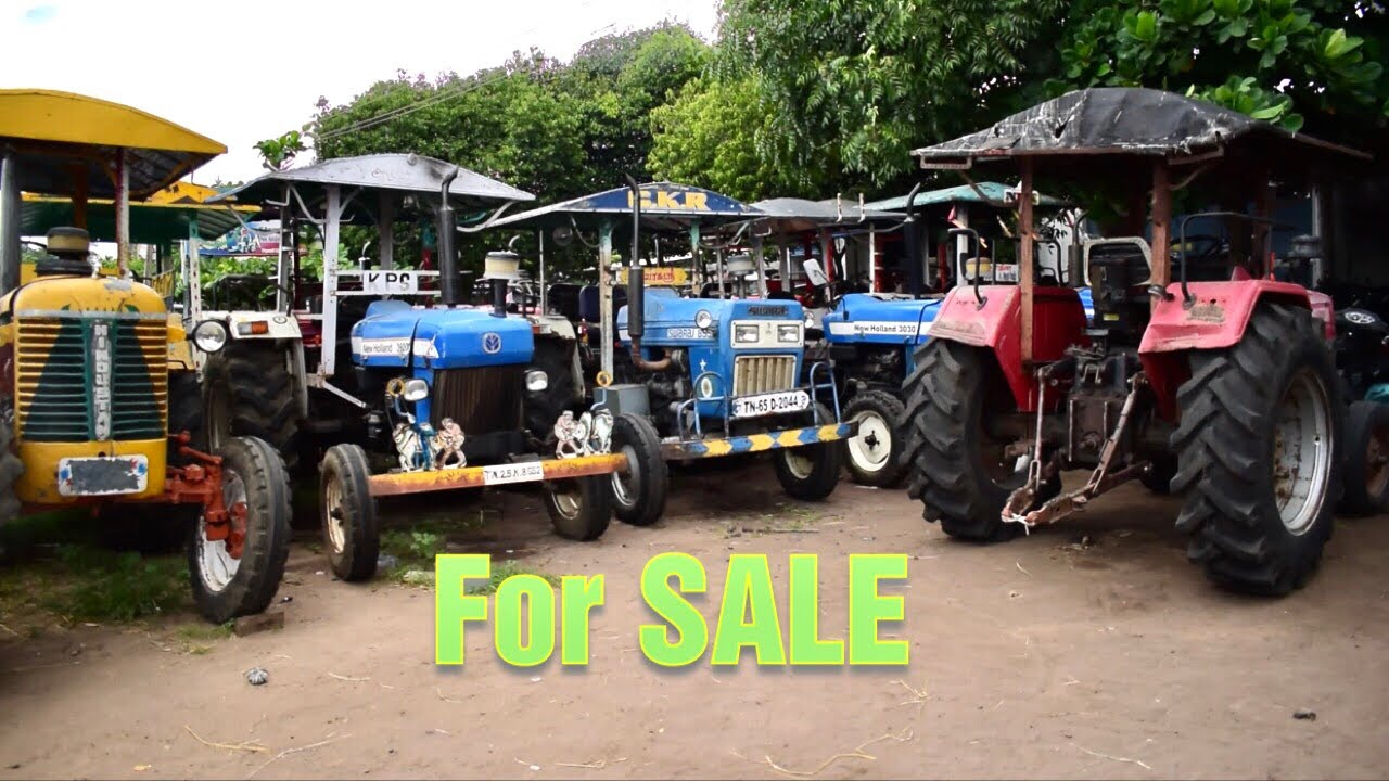 2e44d4028847 Tractor for Sales Used All Type of tractor Sale - Come To Village ...
