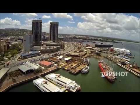 The Evolution of Port of Spain - Trinidad