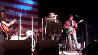 Blue Bayou performed by Kathie Baillie and Baillie & the Boys